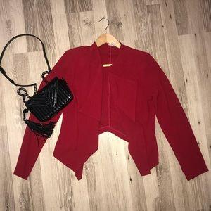 Jackets & Blazers - Red Blazer 🔥♥️ - Size L - Like New
